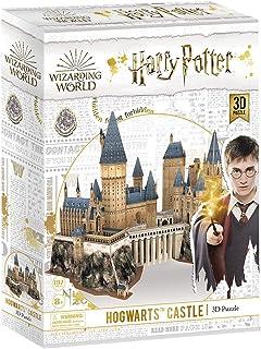 CubicFun 3D Puzzle Harry Potter Hogwarts Castle, DS1013H, multi color