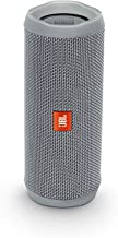 JBL Flip 4 Waterproof Portable Bluetooth Speaker – Grey