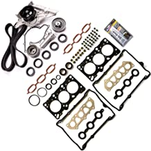SCITOO for 98-05 Audi A4 A6 Volkswagen Passat 2.8L DOHC,Replaceable Timing Belt kit and Head Gasket kit Including Timing Belt Water Pump Head Gasket kit etc