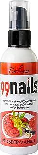 99unghie della mano & corpo Balsamo fragola di vaniglia, 1er Pack (1X 100ML)