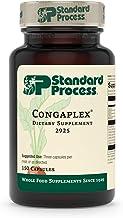 Standard Process Congaplex - Whole Food RNA Supplement, Antioxidant, Immune Support with Thymus, Shiitake, Reishi Mushroom...