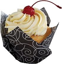Hoffmaster 611129 Cupcake Wrapper Printed