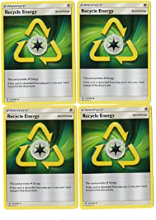 Best energy recycle pokemon Reviews