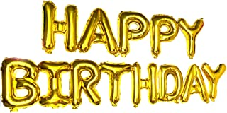 Party Propz Happy Birthday Foil Balloon For Happy Birthday Decoration Or Birthday Decoration