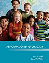 Abnormal Child Psychology + Coursemate, 1 Term 6 Month Printed Access Card
