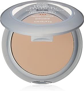 L'Oréal Paris True Match Super-Blendable Powder, Classic Ivory, 0.33 oz.