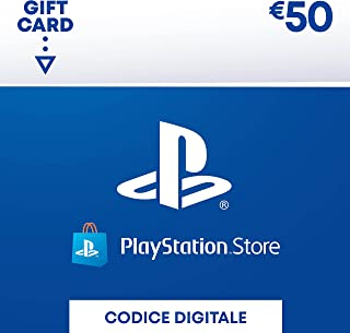 PlayStation Network PSN Card 50€   Codice download per PSN - Account italiano