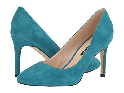 Nine West Dylan Pump (Teal) Women
