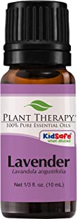 Plant Therapy Lavender Essential Oil 100% Pure, Undiluted, Therapeutic Grade 10 mL (1/3 oz)