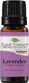 Plant Therapy Lavender Essential Oil 100% Pure, Undiluted, Therapeutic Grade 10 mL (1/3 oz)