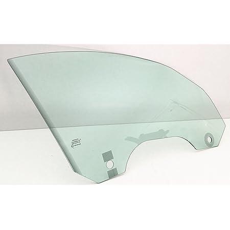 NAGD for 2007-2013 BMW 328i 2 Door Convertible Passenger//Right Side Front Door Window Replacement Glass Sekurit