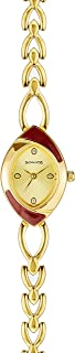 Sonata Analog Yellow Dial Women's Watch -NK8069YM02