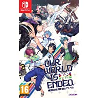 Deals on Our World is Ended Nintendo Switch