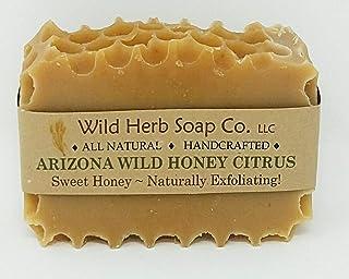 Arizona Wild Honey Citrus Natural Soap Bar