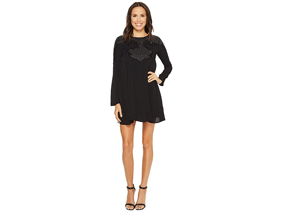 Religion Libertine Dress (Jet Black) Women