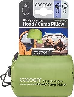 Cocoon AIR CORE Hood/Camp Pillow Ultralight 28X37 cm (Wasabi/Grey)