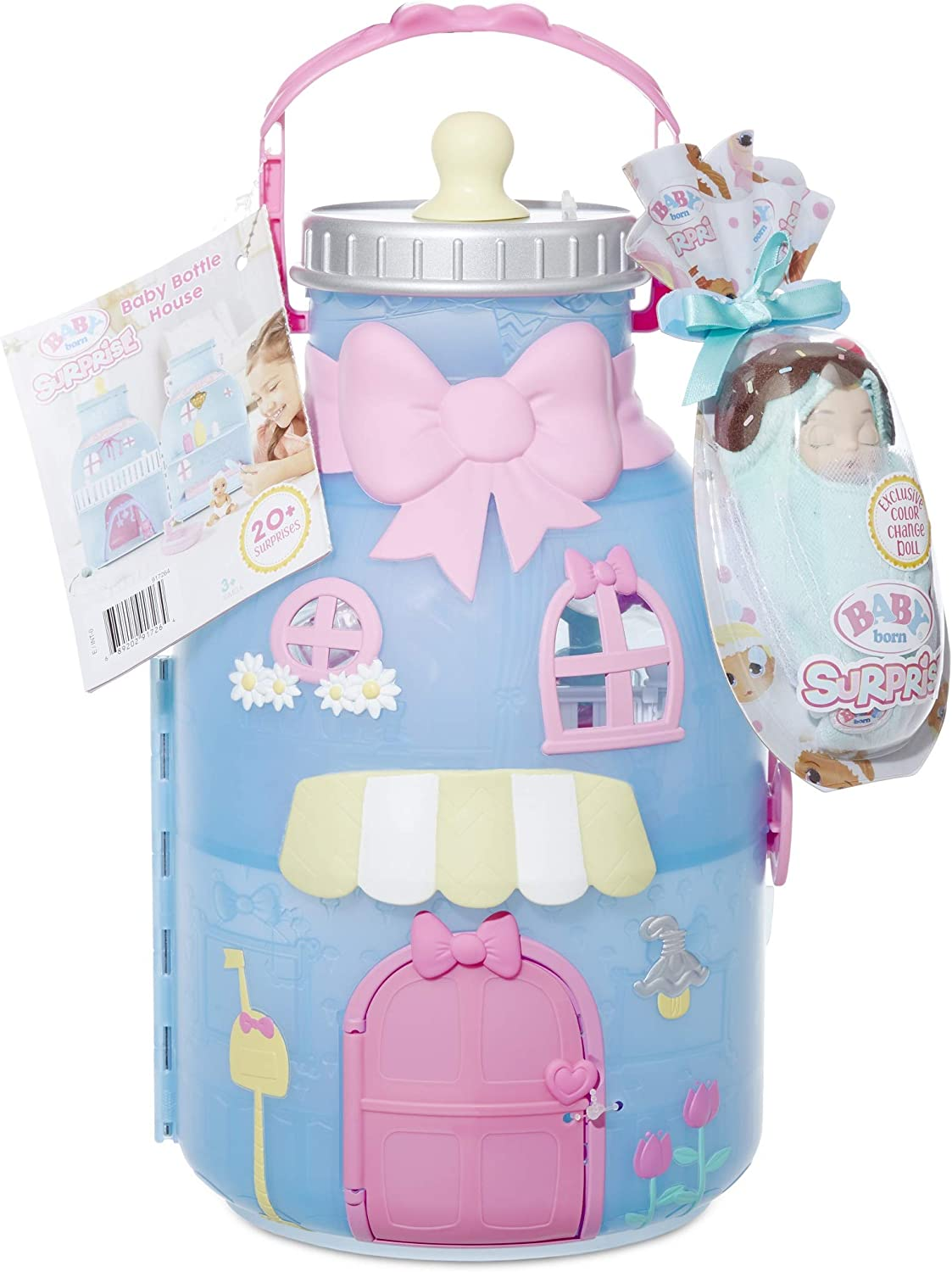 Baby Born Surprise sold out Bottle House Multico Surprises 20+ with discount