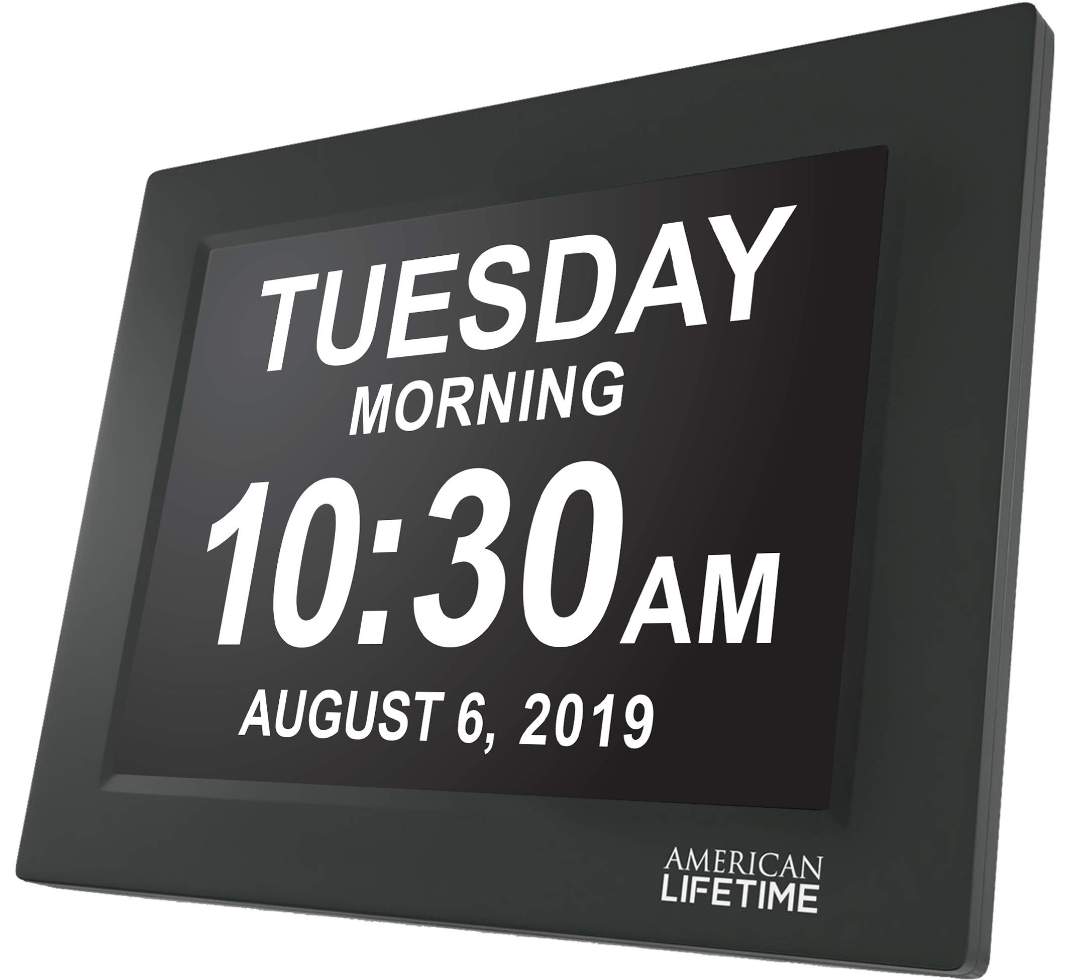Newest Version American Lifetime Clock