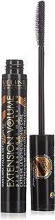 Eveline Make Up Mascara Extension Volume Length &Thickening, Black, 10 ml