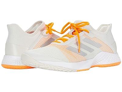 adidas Adizero Club (Orbit Grey/Silver Metallic/Signal Orange) Women