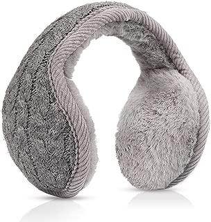 Peakpet Winter Ohrenw/ärmer Damen Herren Pl/üsch Ohrensch/ützer Verstellbare Faltbare Warme Earmuffs Ear Cover Einheitsgr/ö/ße