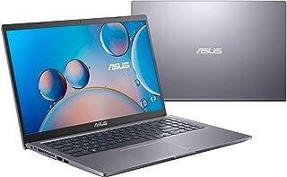 Asus Laptop X515JA-BR070T Intel Core i3-1005G1 Processor 1.2 GHz , 4GB RAM , 256 SSD , SHARED , 15.6 HD , WIN10 , SLATE GREY