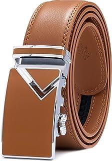 Hombre Cinturones Cuero