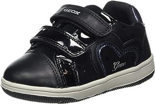 Geox B NEW FLICK GIRL A - Sneakersy Niemowlę - Dziewczynka