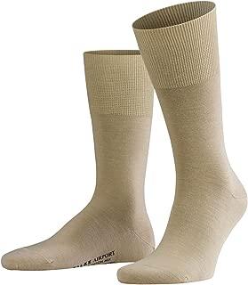 Falke Mens Wool/Cotton Airport Socks - Beige