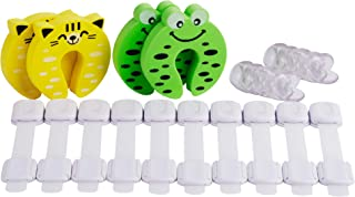 Varma Ventures Child Safety Combo Pack, 24 piece Multi-Purpose Baby Safety Kit, Childproof Your Furniture, Appliances, No ...