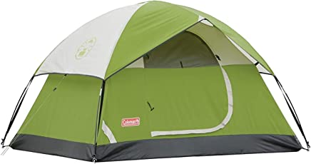 Coleman  2-Person Sundome Tent, Green