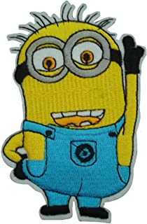 Iron on Sew on Patch: Despicable Me Minion (Jerry)