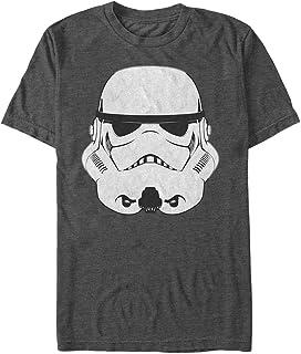 Star Wars Men's Trooper Helmet Graphic T-Shirt