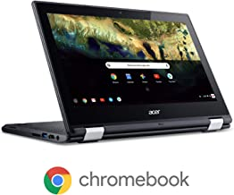 "Acer Chromebook R 11 Convertible Laptop, Celeron N3060, 11.6"" HD Touch, 4GB DDR3L,.."