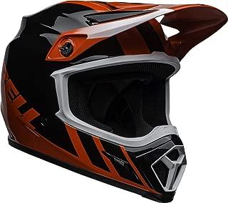 Bell MX-9 MIPS Off-Road Motorcycle Helmet (Dash Gloss Red/Black, XX-Large)
