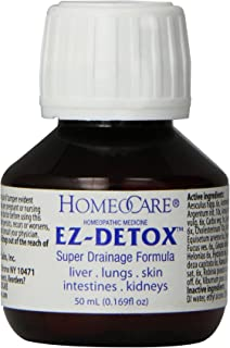 homeopathic detox