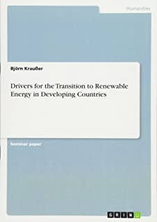 Drivers for the Transition to Renewable Energy in Developing Countries