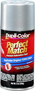 Dupli-Color BFM0236 Silver Charcoal Metallic Ford Exact-Match Automotive Paint - 8 oz. Aerosol