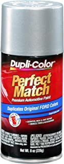 Dupli-Color BFM0236 Silver Charcoal Metallic Ford Exact-Match Automotive Paint - 8 oz. Aerosol
