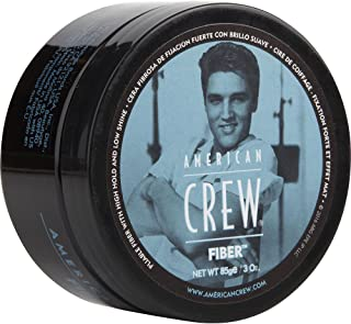 AMERICAN CREW by American Crew FIBER PLIABLE MOLDING CREME 3 OZ for MEN ---(Package Of 3)