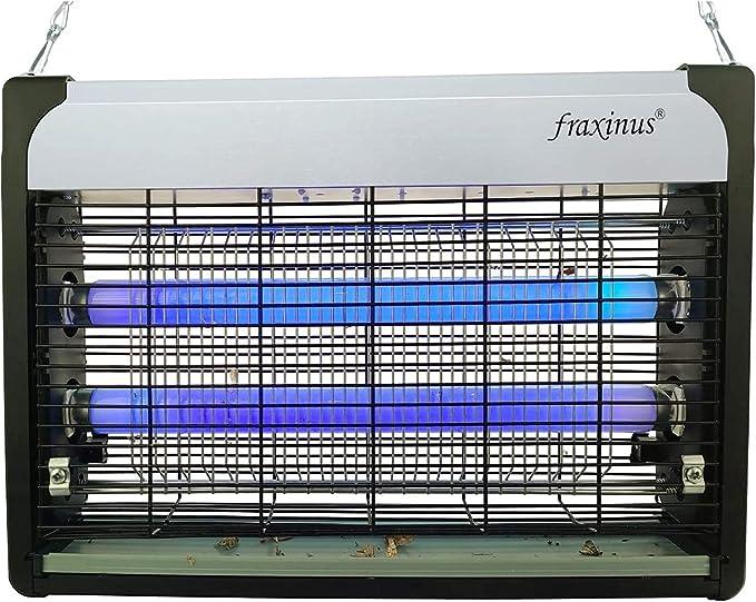 592 opinioni per fraxinus Zanzariera Elettrica, tue Mouche Electrique Anti Moustique Lampe UV