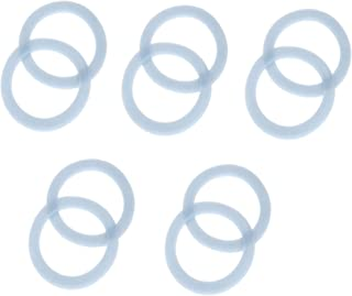 Podoy Blender Sealing Ring Gasket Rubber O-ring for Oster Osterizer Seal Models Blenders(10 Pack)
