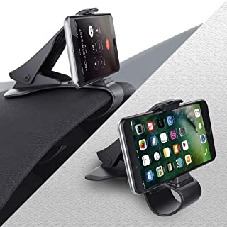 YDY Car Phone Holder Mount Non-Slip Holder Car Dashboard Phone Holder for Safe Driving for iPhone X / 8/8 Plus / 7 / 7Plus...