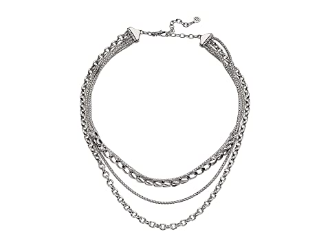John Hardy Asli Classic Chain Link Multi-Row Necklace
