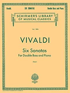 Best sonata for double bass and piano Reviews