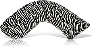 Luna Lullaby Bosom Baby Nursing Pillow, Zebra