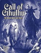 Call of Cthulhu 7th Ed. QuickStart