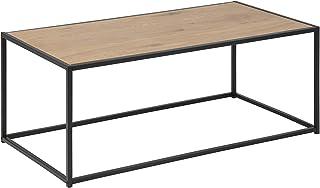 Marque Amazon - Movian Martin - Table Basse, 50x100x40cm (longueurxlargeurxhauteur), Finition chêne