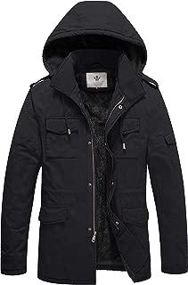 Best grey hooded coat mens Reviews