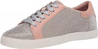 حذاء رياضي للسيدات من Katy Perry مطبوع عليه The Rizzo لون فضي متعددة، مقاس 10 M US